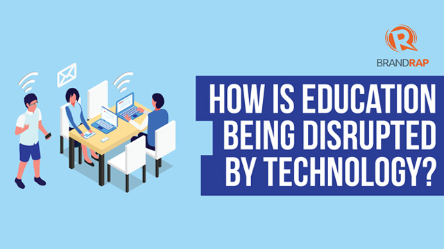 How Is Education Being Disrupted By Technology