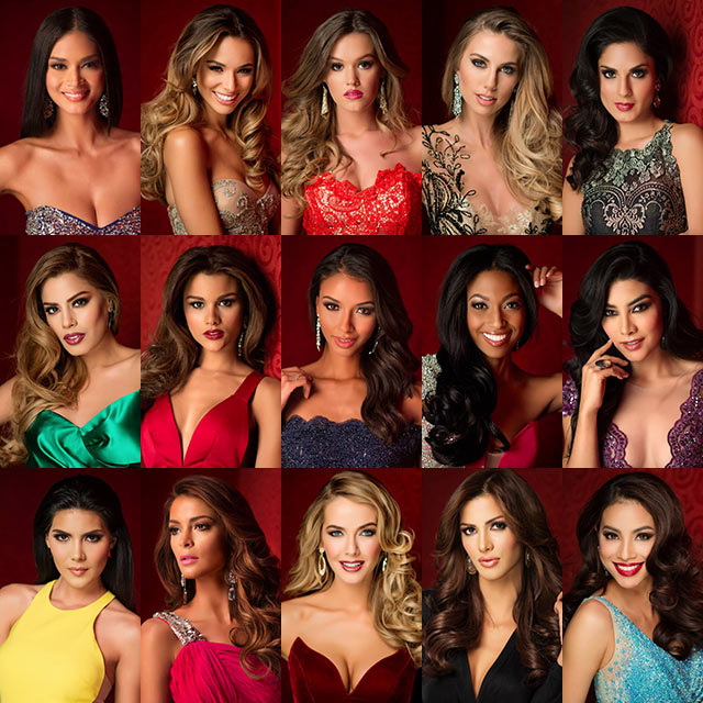 15 who delivered: The Miss Universe 2015 preliminary rounds