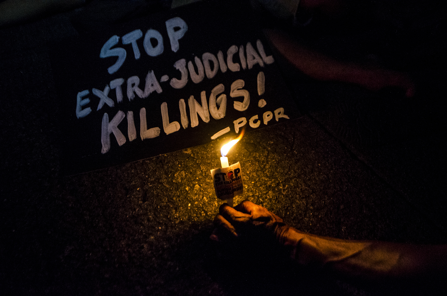 House Committee Drops Use Of Extrajudicial Killings In
