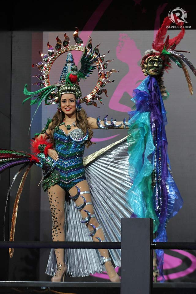 IN PHOTOS: 2013 Miss Universe National Costume competition
