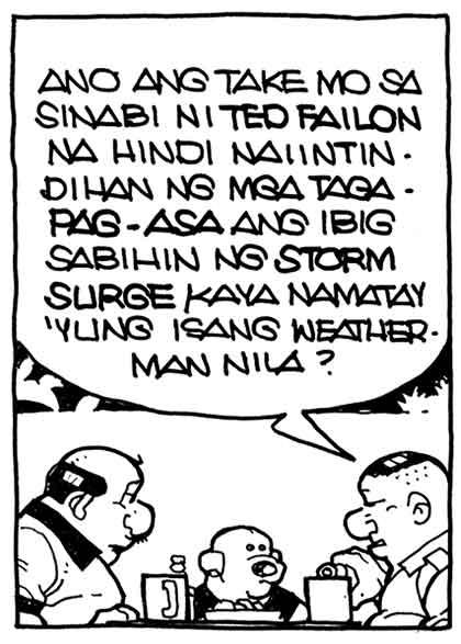 PugadBaboy: Meteorological terms