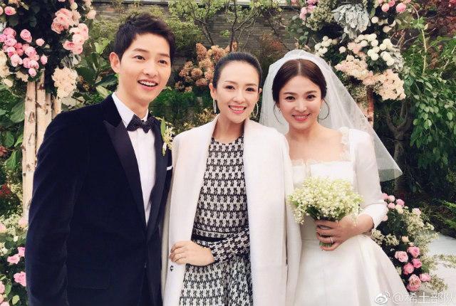 In Photos Descendants Of The Sun Stars Song Joong Ki Song Hye