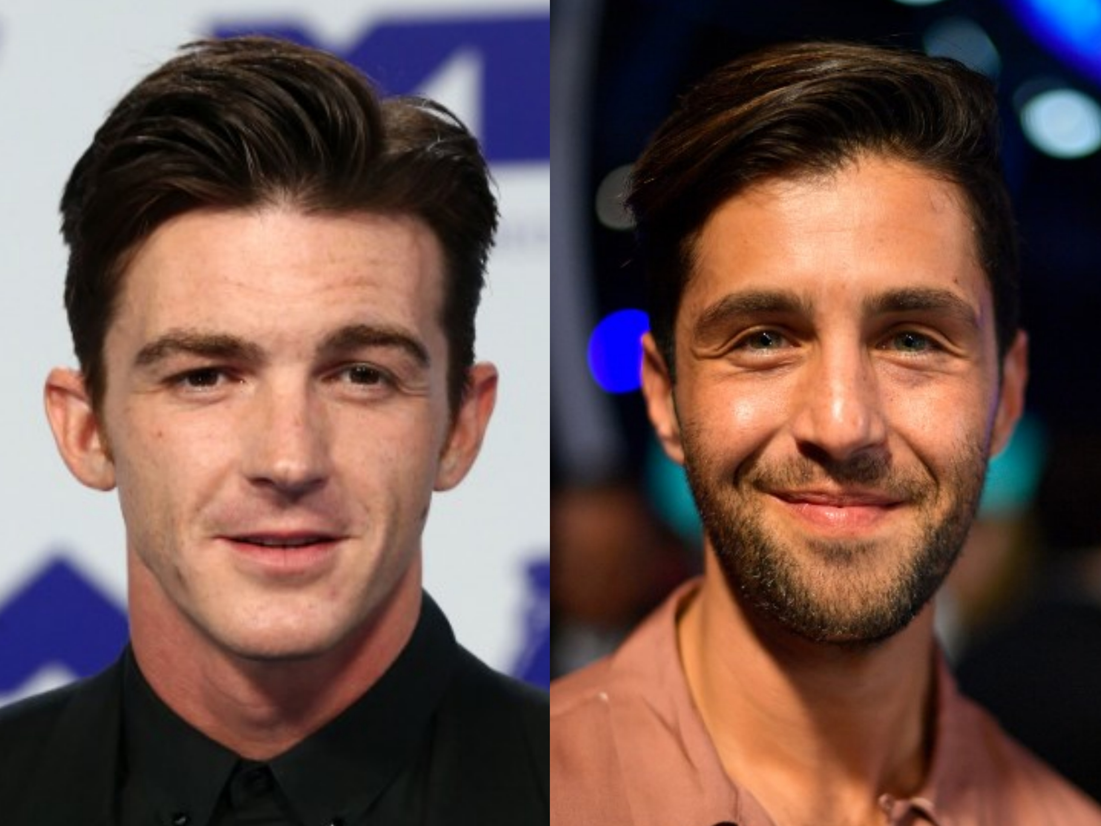Rappler entertainment drake bell and josh peck reunite at the mtv video music awards 2017 after kristyandbryce Images