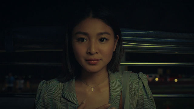 SOLO. Nadine Lustre stars as Maya in Irene Villamor's 'Ulan.' All photos courtesy of Viva Films