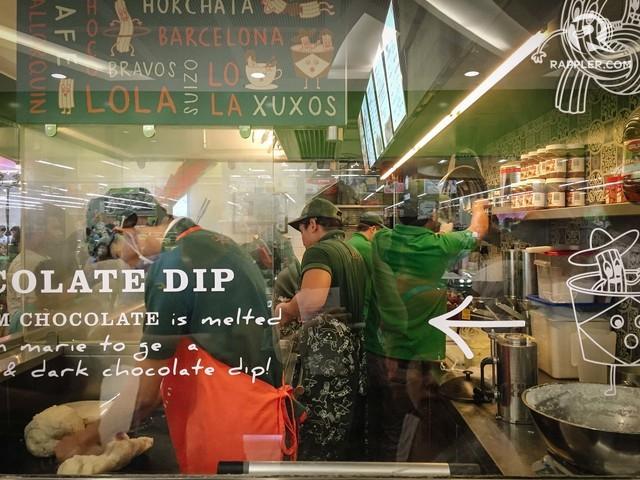 Cafe Adriatico Express Menu