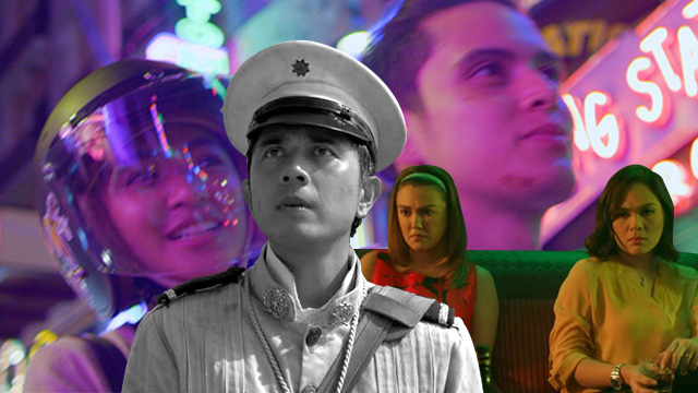 FAMAS 2019. 'Goyo,' 'Never Not Love You,' and 'Ang Dalawang Mrs Reyes' will vie for Best Film in the FAMAS 2019.