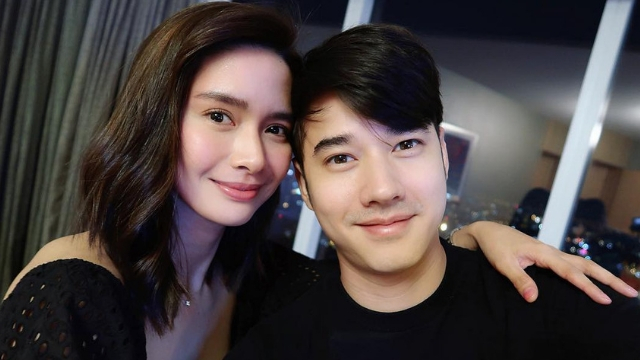 REUNITED. Erich Gonzales and Mario Maurer catch up in Thailand. Screenshot from Instagram.com/erichgg