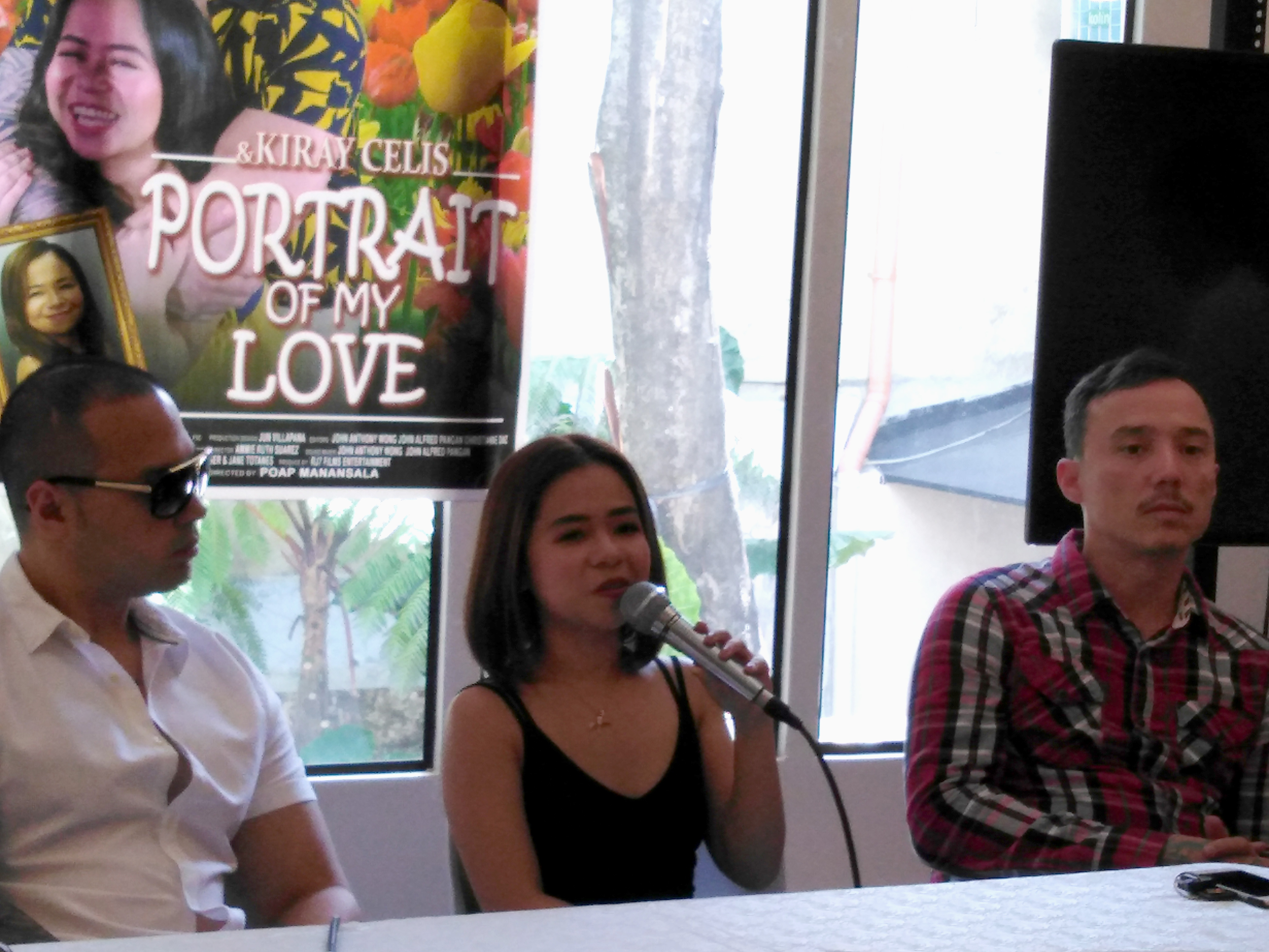 PHILIPPINE CINEMA. Epy Quizon, Kiray Celis, and Polo Ravales share their thoughts on the problem that hampering Filipino movies. Photo by Alexa Villano/Rappler