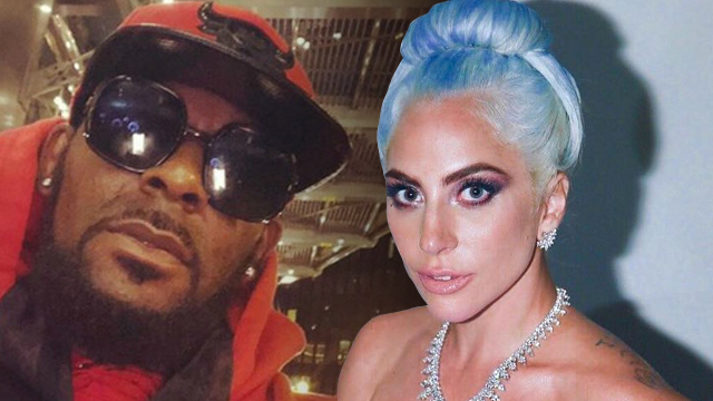 NO MORE COLLABORATIONS. Lady Gaga apologizes to fans for working with R.Kelly, saying she won't collaborate with him anymore, following allegations of sexual misconduct against him. Screenshots from Instagram/@ladygaga/@rkelly