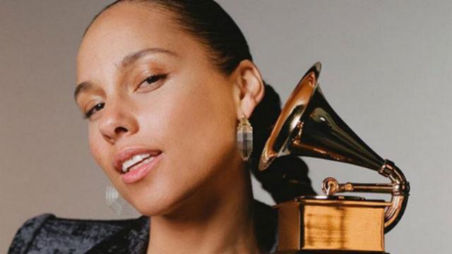 GRAMMY HOST. Alicia Keys is set to host the 2019 Grammy Awards in February. Screenshot from Instagram/@aliciakeys