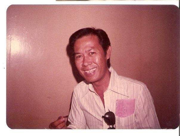 AUGUSTO VICTA. The radio actor, who also played a role in 'Gulong ng Palad' has died. Photo from Facebook/Agnes Hilario