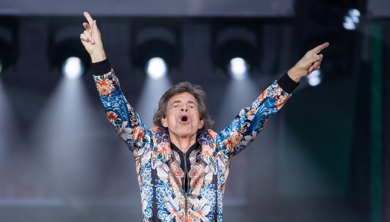 BREAK. Rolling Stones announces they will postpone their tour for Mick Jagger to rest, upon the advice of his doctors. File photo by Sebastian Gollnow / dpa / AFP