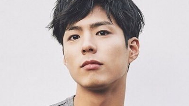 PARK BO GUM. The Korean actor announces the postponement of his scheduled fan meet in Manila. Screenshot from Twitter.com/BOGUMMY