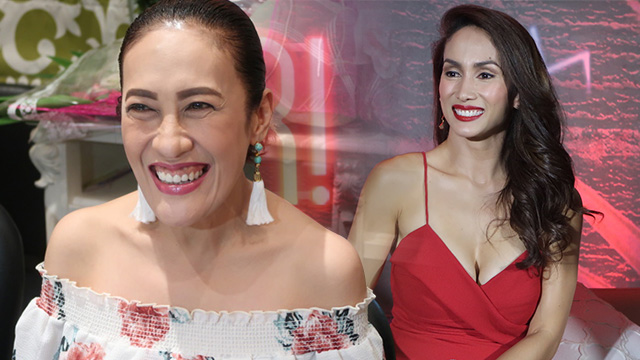BEST ACTRESSES. Ai-Ai delas Alas and Ina Raymundo win at the Oporto International Film Festival. File photos by Precious del Valle/Rappler