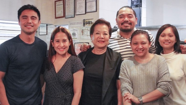 MARJO. Marvin Agustin and Jolina Magdangal tease a reunion along with Bibeth Orteza, Dan Villegas, Antoinette Jadaone, and Reign Anne De Guzman. Screenshot from Instagram.com/proj8corsanjoaquin