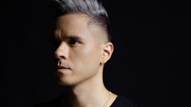 TOM TAUS. The DJ is headed to Davao. Photo courtesy of Bonfire Music Festival