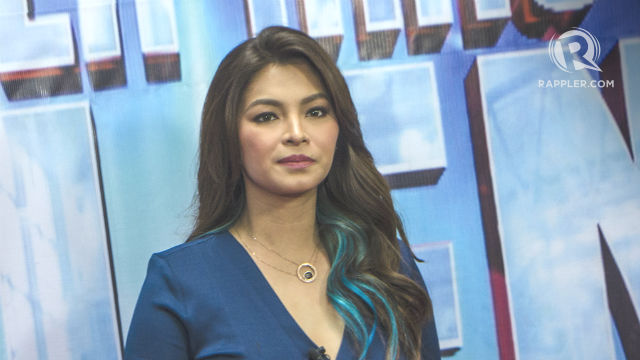 Groovy Pgt39 Judge Angel Locsin Touched As Fans Chant 39Darna39 Short Hairstyles For Black Women Fulllsitofus