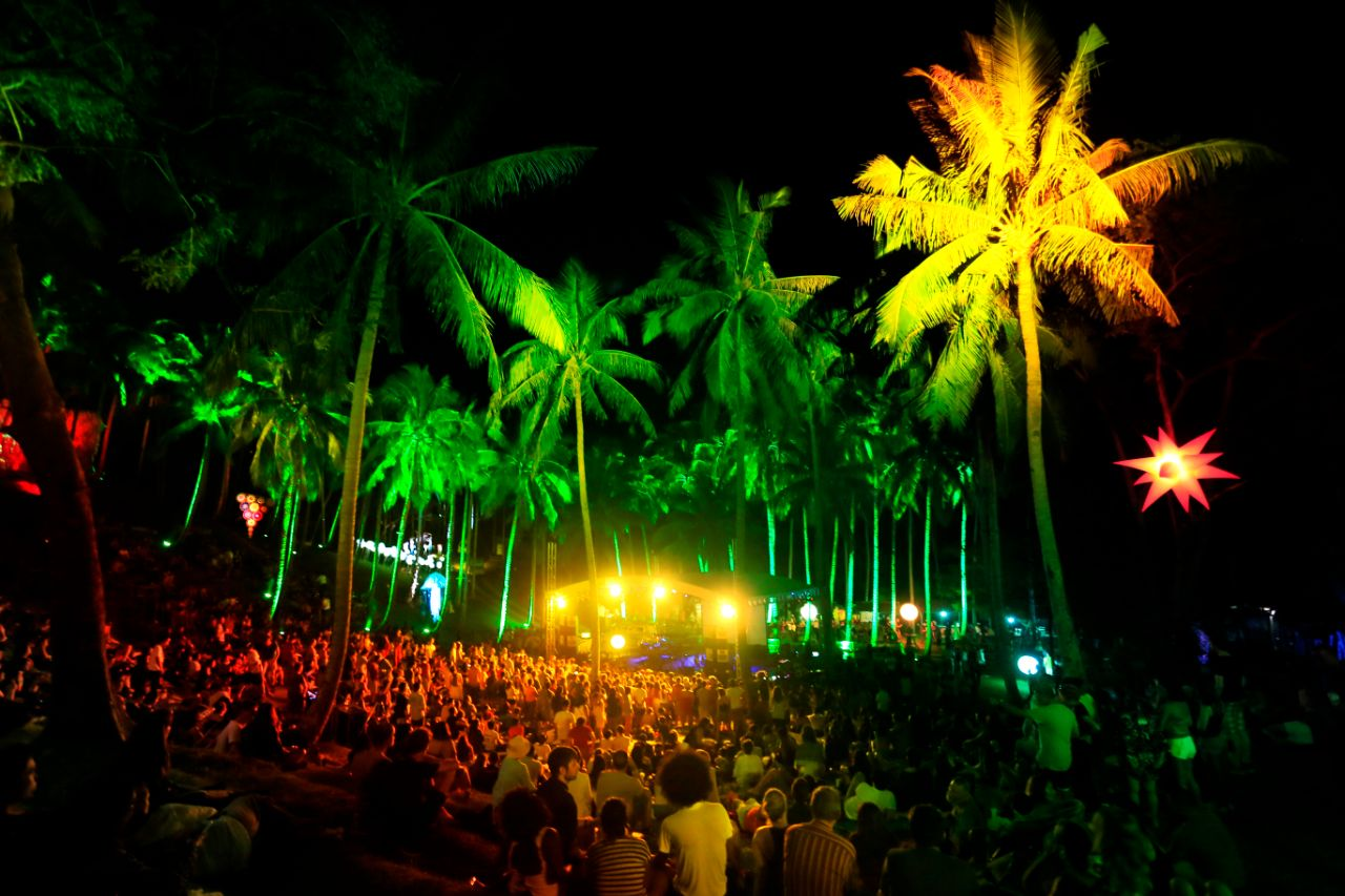 WEEKEND FUN. Malasimbo 2019 guests can expect a bigger venue, more artists, and the same festival fun as it celebrates its 9th year. Photo courtesy of Malasimbo PH