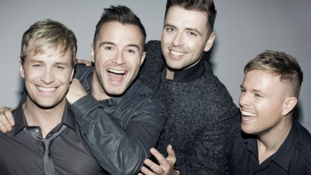 HELLO MY LOVE. Iconic early 2000's boy band Westlife makes their musical comeback with a brand-new single. Photo from Westlife's Facebook page