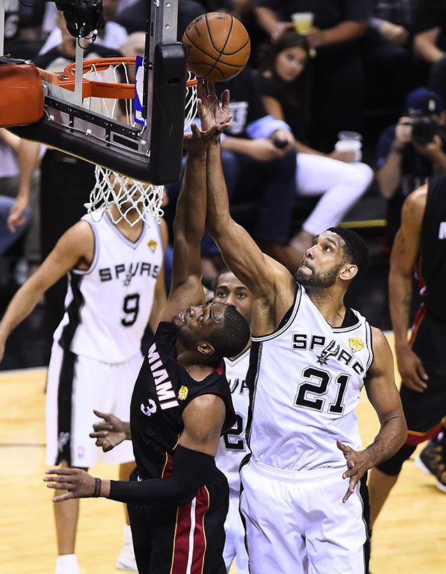 9 moments from NBA Finals 2014 Game 5
