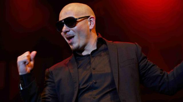 Pitbull entertainer gay