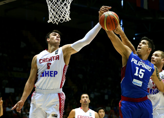 Pingris on criticisms: Everything was my decision