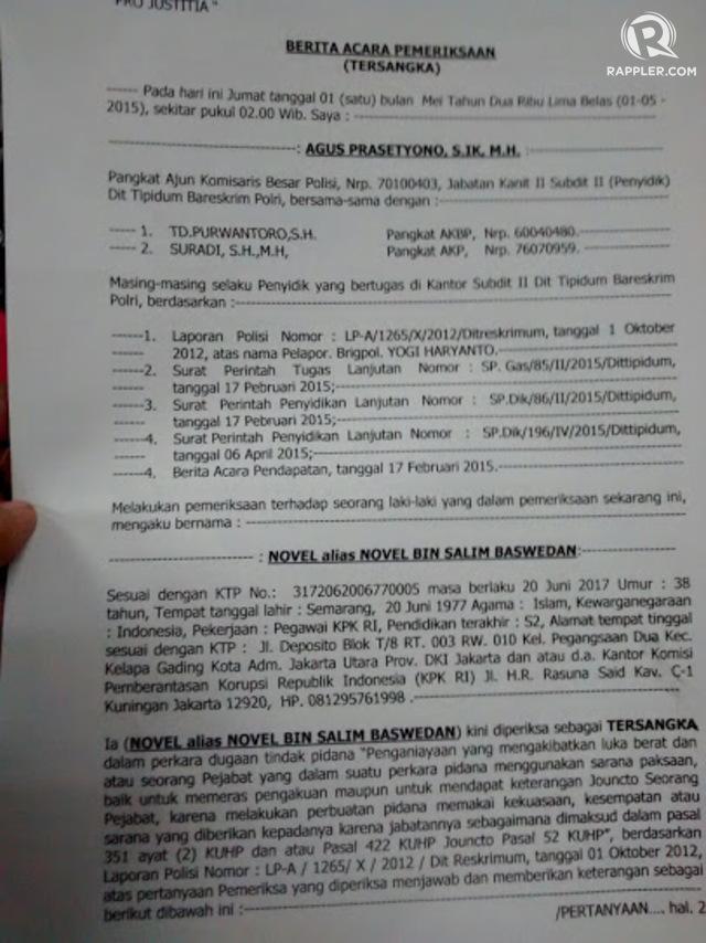 69 Info Download Surat Perintah Operasi Kepolisian Pdf Doc Zip