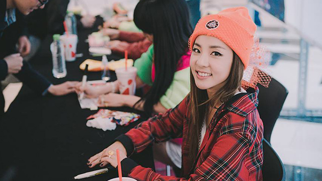 Sandara park forum sandara park is set to make her way back to the house that catapulted her to stardom voltagebd Gallery