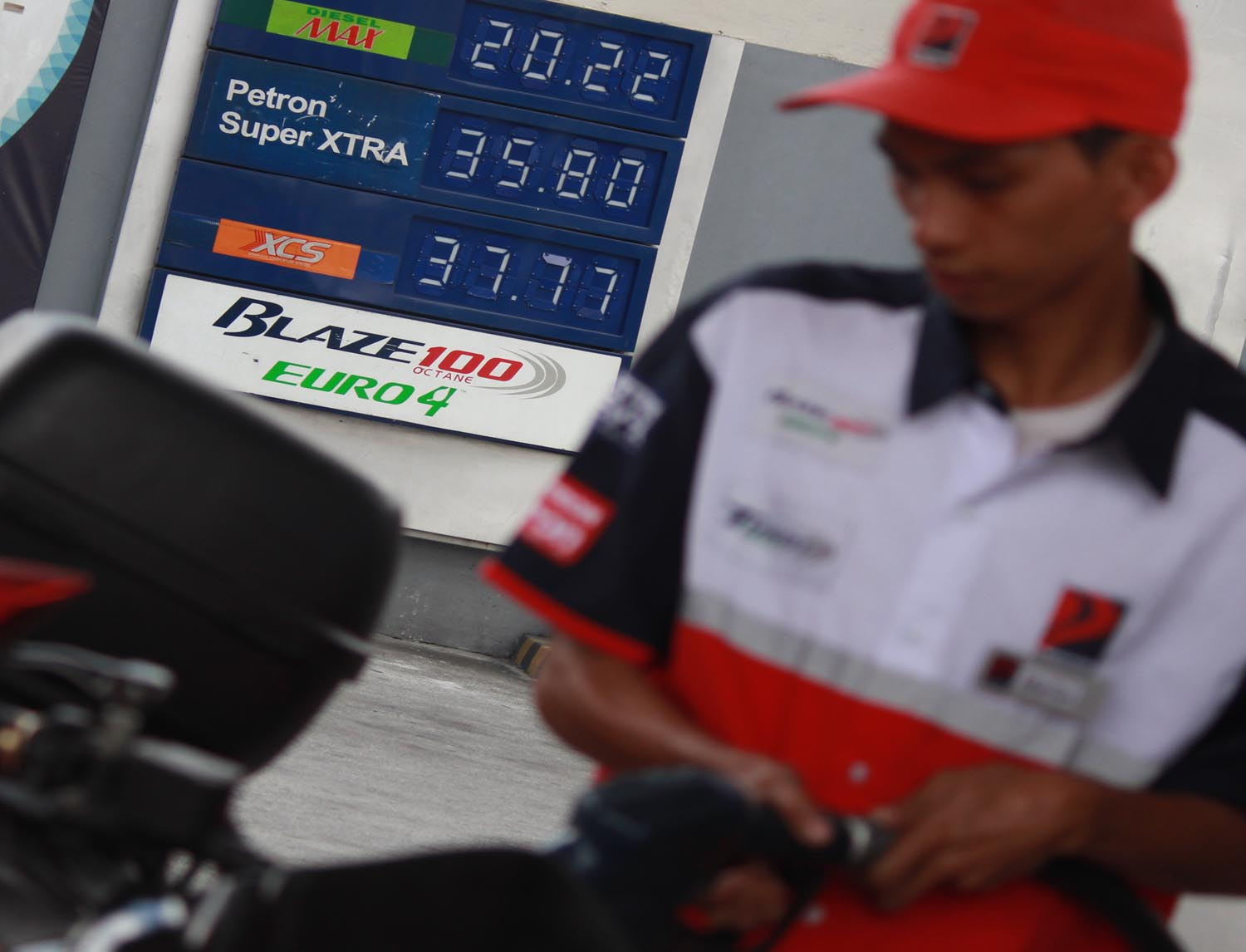 Fuel prices going up again Dec 20