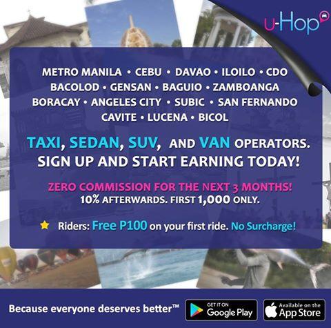 U-Hop launches new services