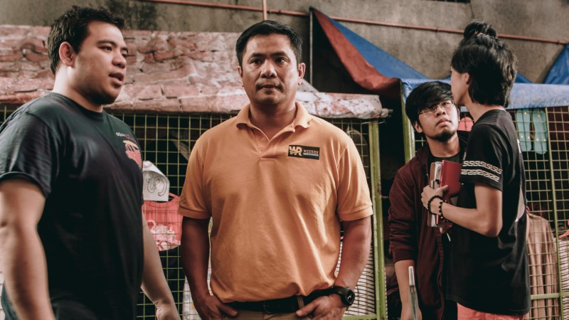 CINEMATIC RELEASE. The quirky Cinemalaya film gets its commercial run. Still courtesy of Spring Films