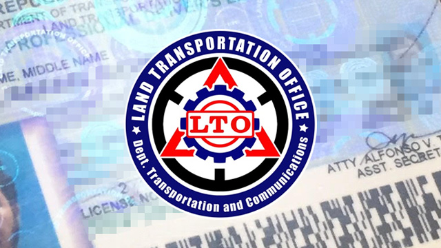 LONGER VALIDITY. The Land Transportation Office says the proposal to extend the validity of drivers' licenses to 5 years is supported by law