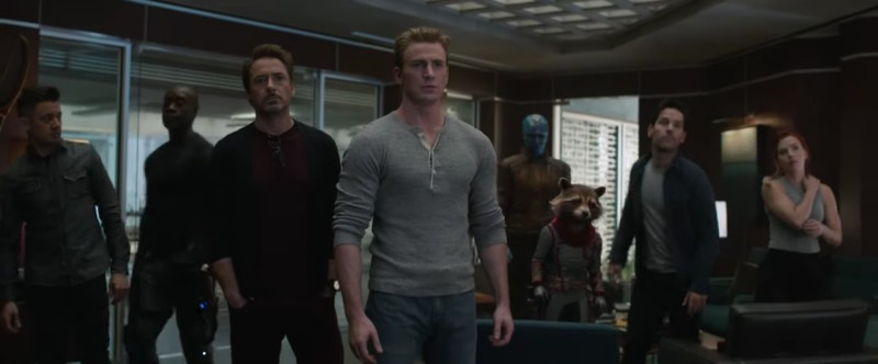 ENDGAME. Marvel Studios releases a 'special look' into its upcoming crossover movie. Screenshot from Marvel Studios