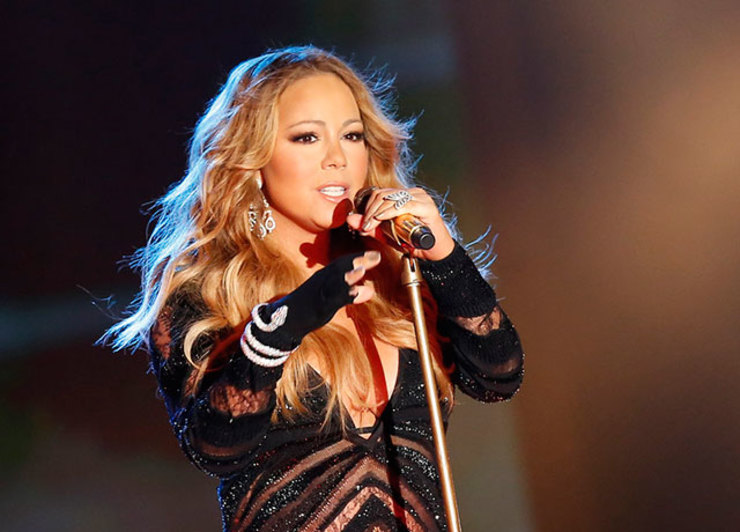 MARIAH CAREY. The singer will perform again for Filipino fans. Photo by Sebastien Nogier/EPA