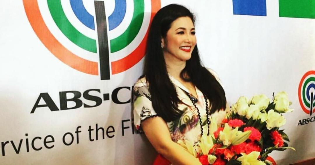 ASIA'S SONGBIRD. The Kapamilya star attracts the ire of staunch Duterte supporter Ben Tulfo. Photo from Regine Velasquez's Instagram
