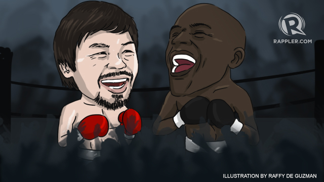 Manny Pacquiao and Floyd Mayweather have acted in a manner tantamount to mocking the public as boxing fans continue to wait for the fight to happen