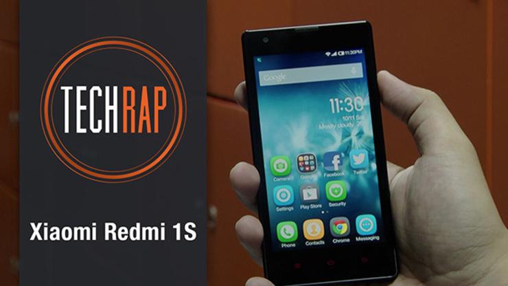 Xiaomi Redmi 1S first look (TechRap)