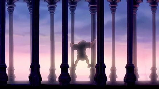 DISNEY FILM. Disney's 'Hunchback of Notre Dame' was inspired by the world-famous Paris cathedral. Photo from Hunchback of Notre Dame's Facebook page