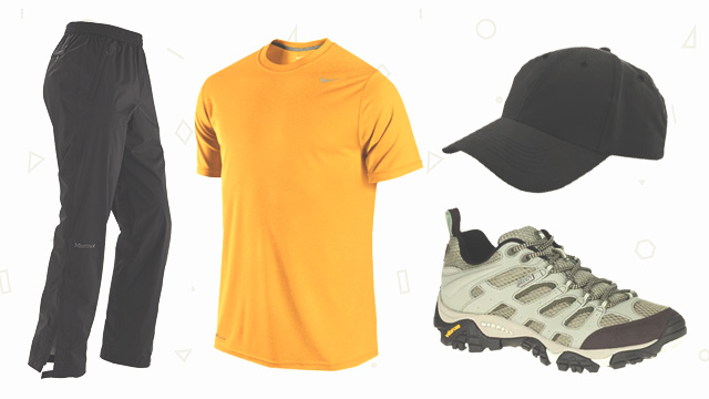 What to bring on your first hike