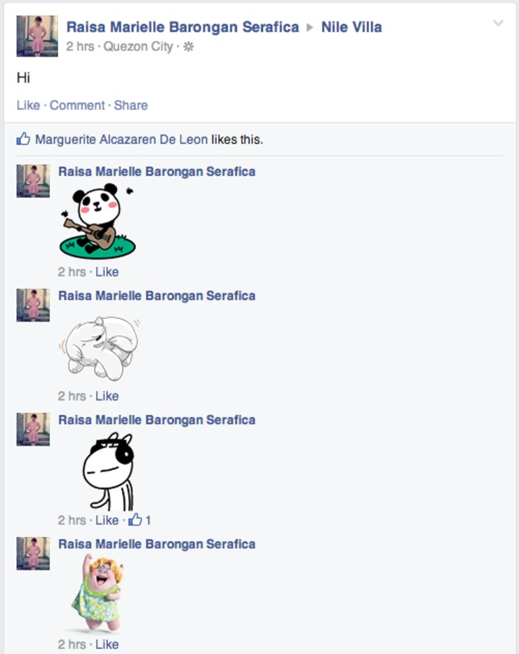 Facebook rolls out sticker comments