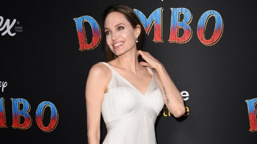 THE ETERNALS. Angelina Jolie is rumored to be joining the cast of a new Marvel Studios film. Photo by Robyn Beck/AFP