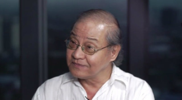 'CHINA'S FURIOUS.' Former ABC News Beijing bureau chief Chito Sta Romana says China was furious that the US strongly criticized its artificial island-building in the South China Sea