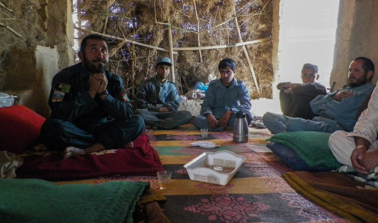 Afghan Cops Lust For Young Boys, And Taliban Is Using It