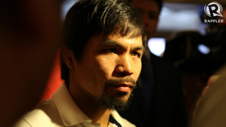 Roach On Pacquiao: 'God Doesn't Win The Fight