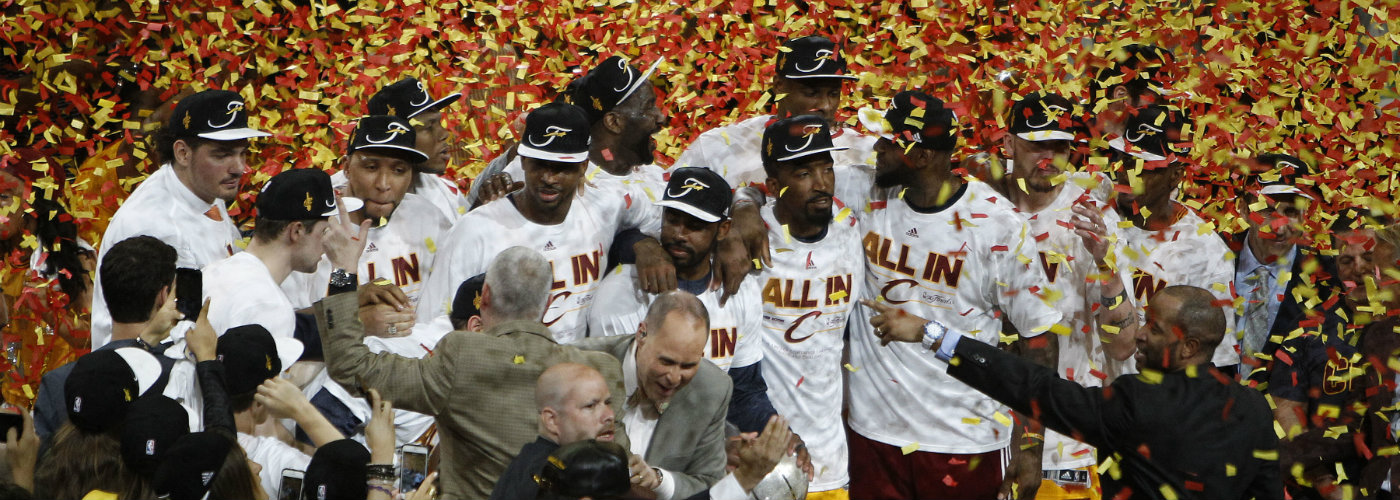 How the Cleveland Cavaliers can win the NBA title