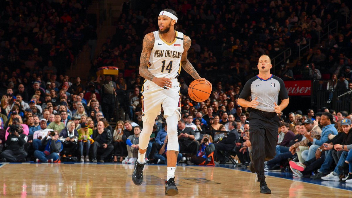 Ingram Continues Hot Hand As Pelicans Rout Knicks