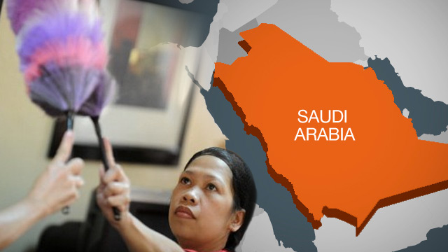 A group of Saudi women wants to bring down the minimum salary for domestic helpers.