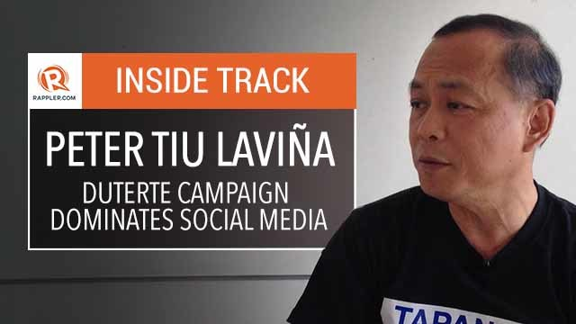 PODCAST: Duterte campaign 'dominates social media'
