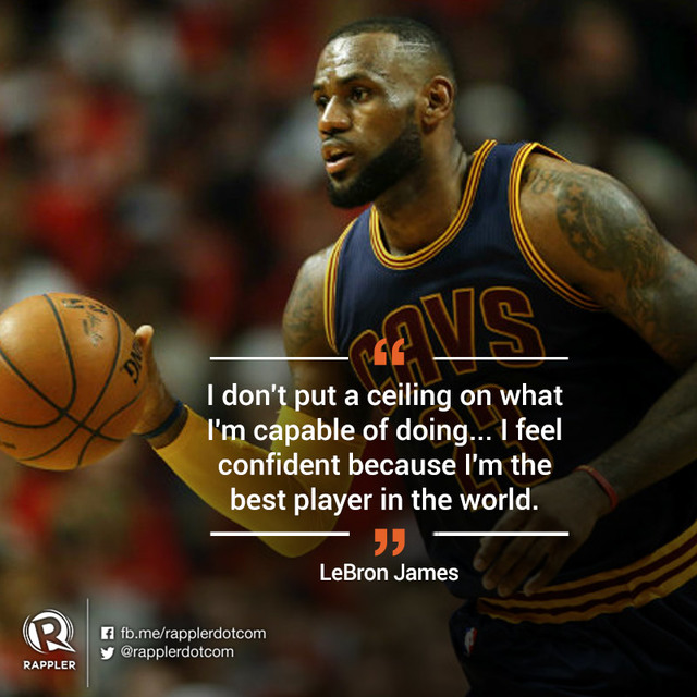 An analysis of the game of lebron james the best player in the nba