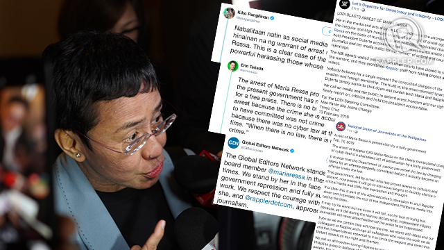 Persecution by a bully government': Journalists, advocates slam